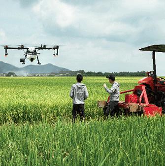 无人机植保技术
